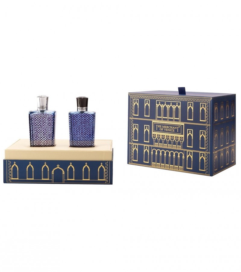 Coffret Venetian Blue Intense