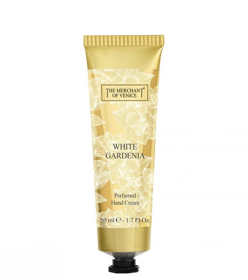 White Gardenia Hand Cream 50ml